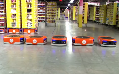 Meet the robots making Amazon even faster – CNET